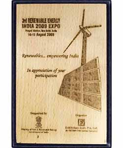 Renewable Energy India 2009 Expo