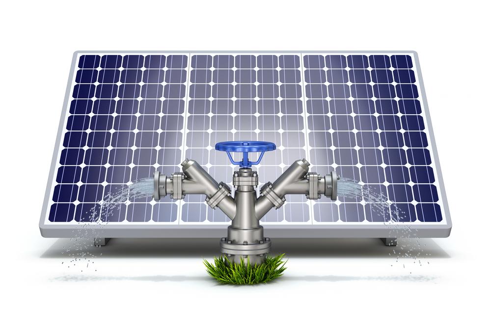 Solar water Pump - Solex