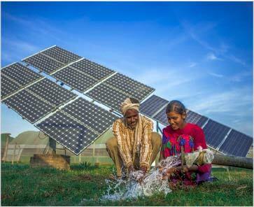 Solar Panel for farm