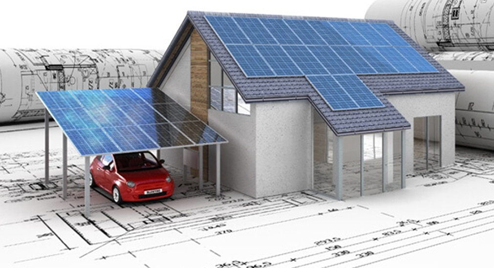 solar rooftop diesel generator